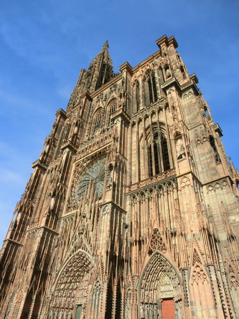 Страсбург — историческая столица Эльзаса