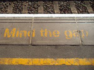 «Mind the gap» или добро пожаловать в Англию!