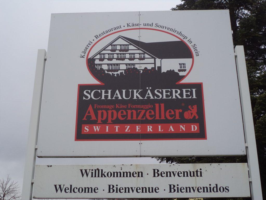 Сырный рай в Швейцарии: Аппенцеллер