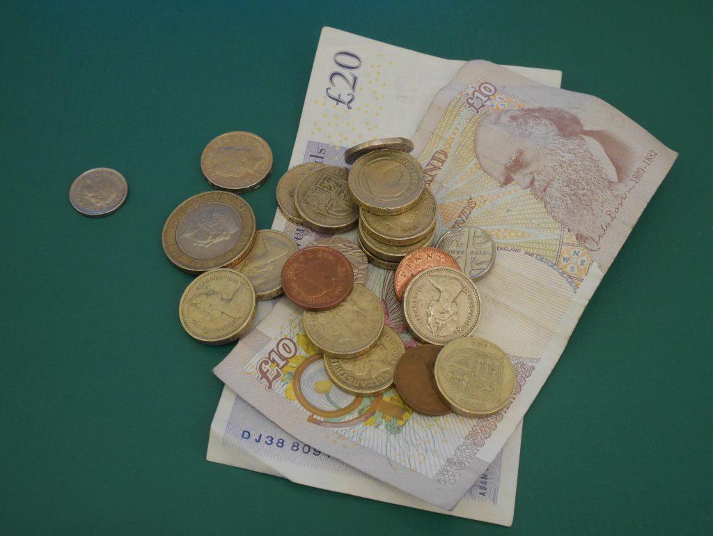 Короткий гид по британским монетам