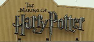В гостях у Гарри Поттера…