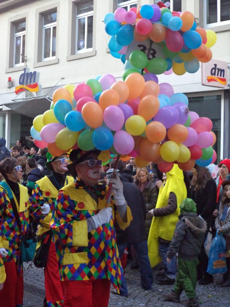 Карнавал / Фаснахт в Германии или умеют ли немцы праздновать?