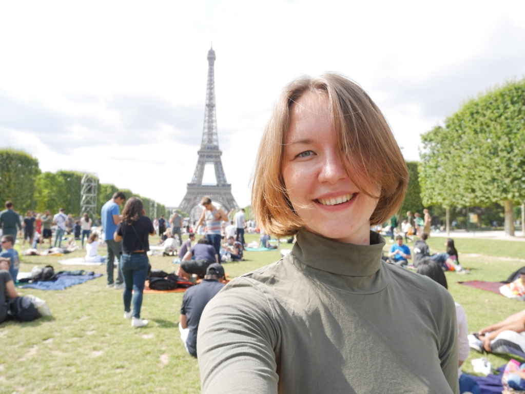 День взятия Бастилии в Париже