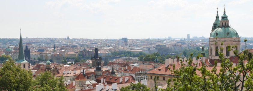 Пара дней в Праге